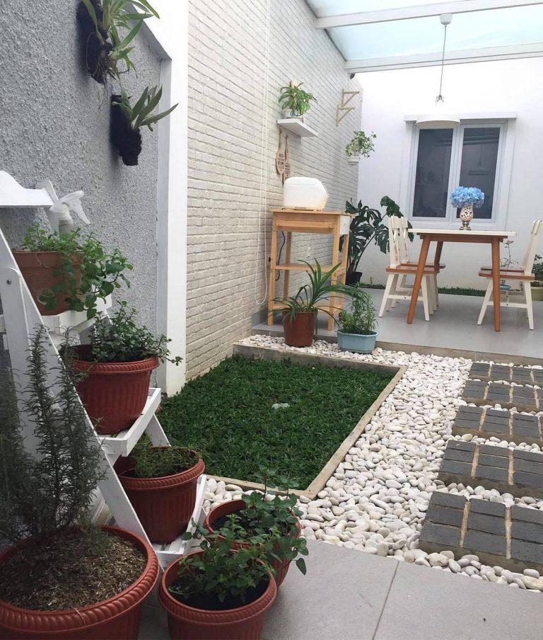 Desain Taman Mini Rumah, Desain Taman Minimalis, Taman Minimalis, Taman Rumah Minimalis