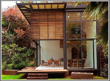 Tips Desain Rumah Konsep Eco-House