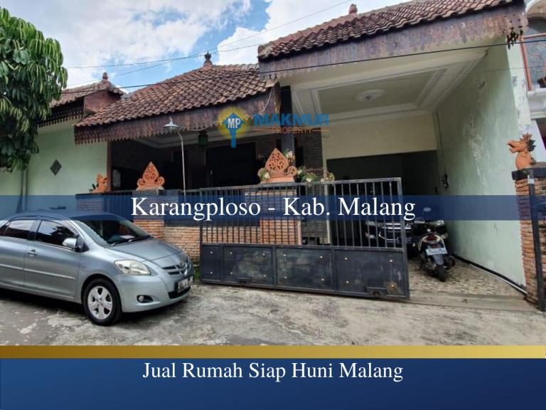 Jual Rumah Siap Huni Malang, MP News, Makmur Property News