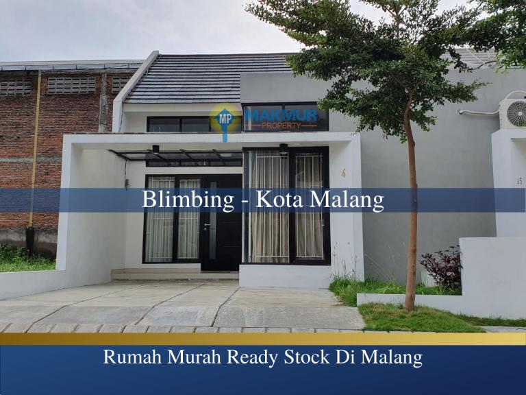 Rumah Murah Malang Kanigraha, MP News, Makmur Property News