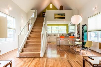 Interior, Desain Interior, Konsep Rumah Mezzanine,